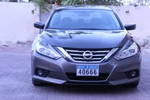Brown Nissan Altima 2017 for sale