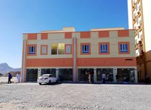 بناية تجارية للبيع ببوشر موقع متميز