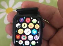 Apple  Watch S4 Nike edition مع الضمان