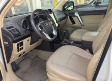 Used condition Toyota Prado 2014 with 50,000 - 59,999 km mileage