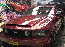 سيارة قمه فنظافة فورد موستانج للبيع أو البدل