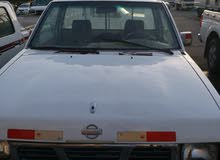 Manual White Nissan 2003 for sale
