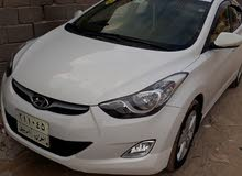Used condition Hyundai Elantra 2012 with 120,000 - 129,999 km mileage