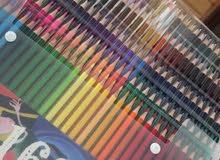 الوان خشبيه لعشاق الرسم 160 لون