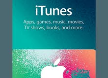 iTunes Gift card 50$ كارت ايتيونز