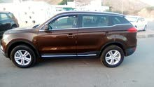 Brown Geely Other 2017 for sale