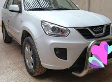 White Chery Tiggo 2014 for sale