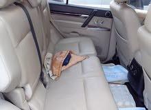 ميتسوبيشي باجيرو 2012 بحالة جيدة جدا للبيع