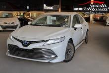Hybrid Fuel/Power   Toyota Camry 2018
