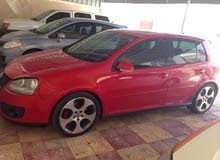 Red Volkswagen GTI 2009 for sale