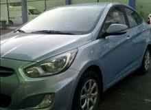 Hyundai accent 4sale 2014