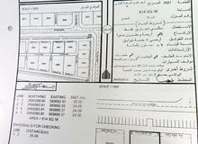ارض سكني تجاري فالمريمي منطقة أرض الجو المرحلة الاولA