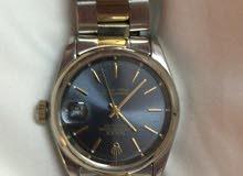 بيع ساعة رولكس اصليه عمرها فوق  25 سنه