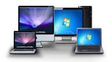 نشترى الكمبيوترات والاب توب  المستعملة والجديدة  بافضل الاسعار
