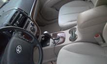 سنتافي موديل 2008 اللون زيتوني ماشية 62ميل  محرك 27  سيارة ماشاء الله كيف واصله