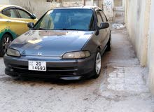 Gasoline Fuel/Power   Honda Civic 1993