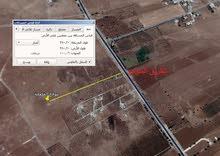 قطعة زراعية مميزة في قرية مجدولين / الكرك