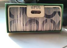 Original Coach women wallet