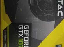 Zotac GTX 1070 8GB for sell Under warranty