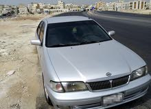 Silver Nissan Sunny 1999 for sale
