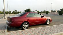 Maroon Toyota Camry 1997 for sale