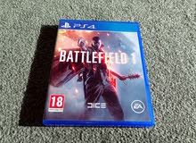 PS4 - PLAYSTATION 4 - BATTLEFIELD 1
