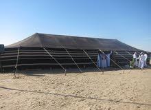تركيب مخيمات في كل مكان عمال وسياره هفلوري