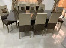 طاولة طعام مستخدمة للبيع