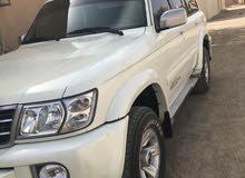 Nissan Patrol 2002 For sale - White color
