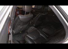 mercedes s500 2002 نظيفه جدا