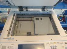 ricoh mp4500 ماكينة تصوير كبيرة