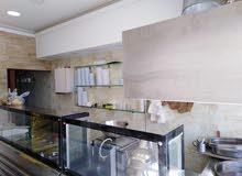 مطعم حمص و فول و فلافل للبيع