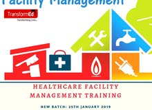 Facility Management (CHFM) Training in Dubai, UAE