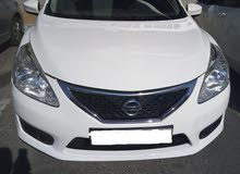 Nissan Tiida 2014 in Abu Dhabi - Used