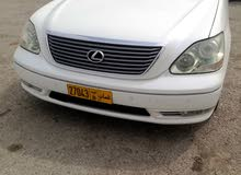 Used condition Lexus LS 2005 with 160,000 - 169,999 km mileage