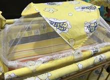 سرير بيبي بحاله ممتازه للبيع