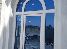 أبواب و نوافذ  windowd doors  UPVC and AL 95945313