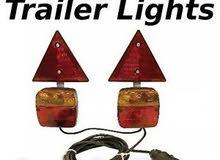 إضائة خلفية مغناطيس - Magnetic Triler Lights