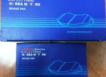 brake  pad  for koreain  car  بريكات (سفايف ) لجميع السيارات الكوريه