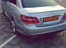 Used condition Mercedes Benz E 350 2013 with 1 - 9,999 km mileage