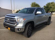 Silver Toyota Tundra 2017 for sale