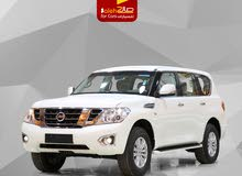 New condition Nissan Patrol 2016 with 0 km mileage