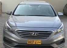 For sale 2016 Grey Sonata