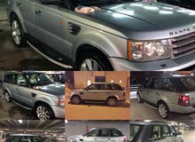 +200,000 km Land Rover Range Rover Sport 2006 for sale