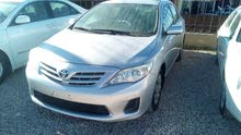 Toyota Corolla car is available for sale, the car is in New condition