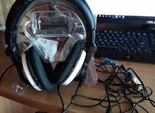 سماعات Cooler Master Ceres-500 Gaming, Powerful 40mm Drivers for PC, PS4, PS3, Xbox 360