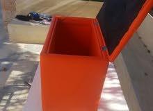 صندوق العاب للاطفال للحضانات و البيت الوان حسب الطلب