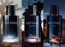 عطر سوفاج الرجالي من ديور  Dior Sauvage