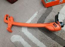 مكينة قص العشب