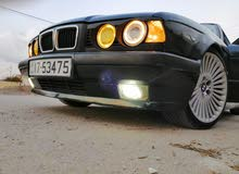 Green BMW 520 1995 for sale